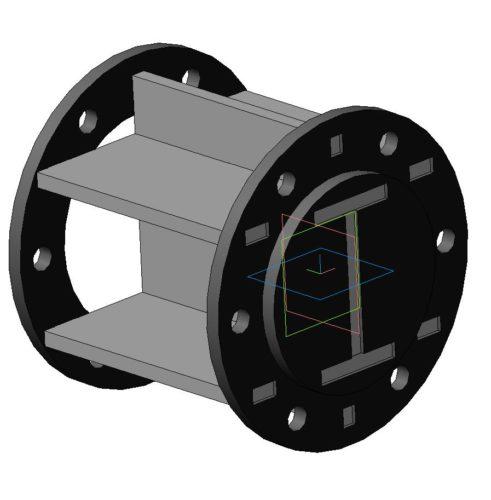 JM легкая - проставка передних колес JM облегченная